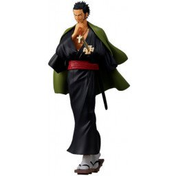 BANPRESTO ONE PIECE TREASURE CRUISE DRACULE MIHAWK