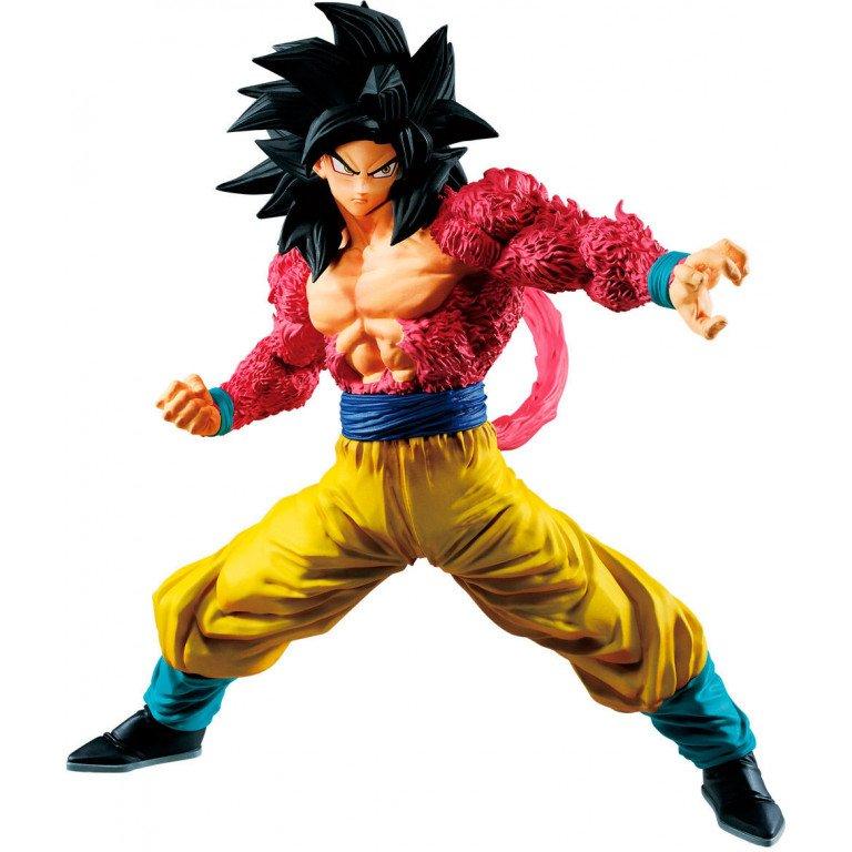 Banpresto - Dragon Ball - Super Saiyan 4 Son Goku