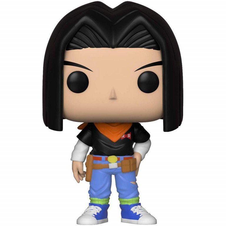 Funko POP - Animation - Dragon Ball Z - DBZ - Android 17