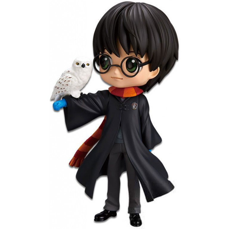 Banpresto - Harry Potter - Quidditch Style - Q Posket w/Hedwig