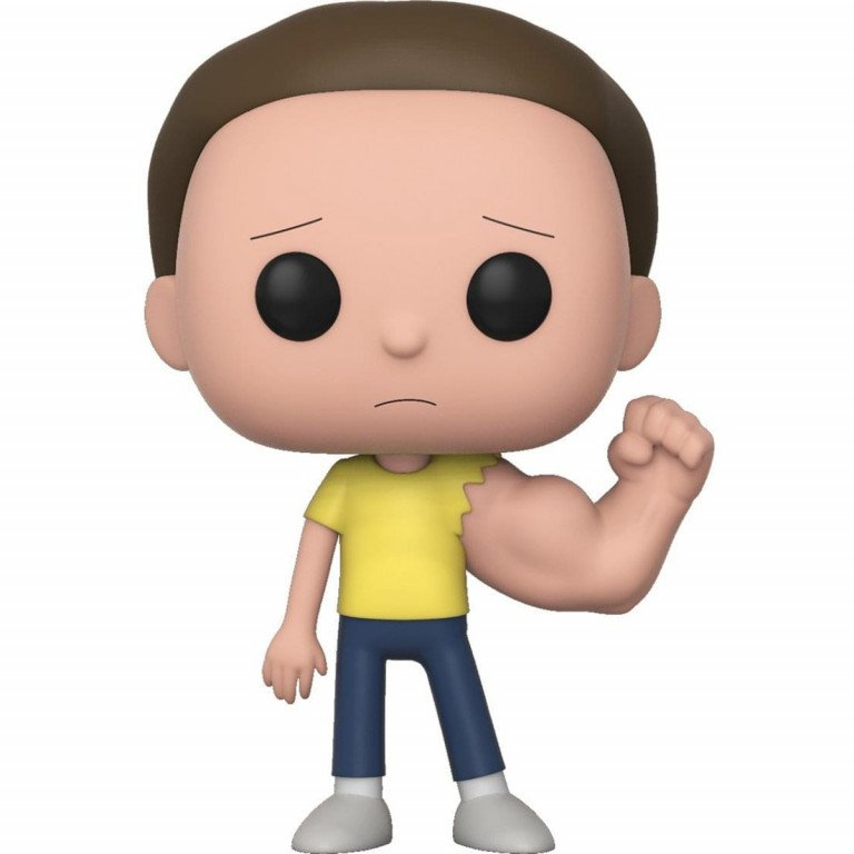 Funko Pop - Animation - Rick and Morty - Sentinent Arm Morty