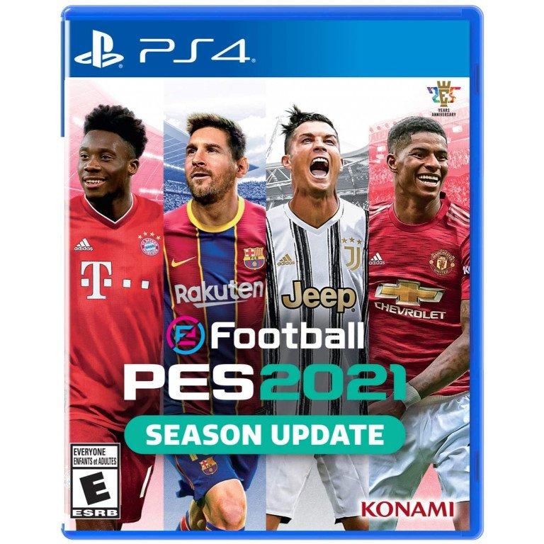 Playstation 4 - Football - PES 2021 - PS4