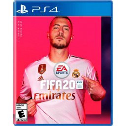 JUEGO PLAYSTATION 4: FIFA 2020