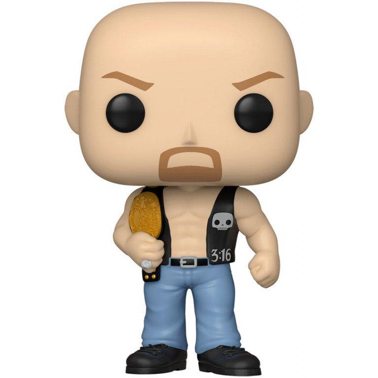 Funko Pop - WWE - Stone Cold - Steve Austin