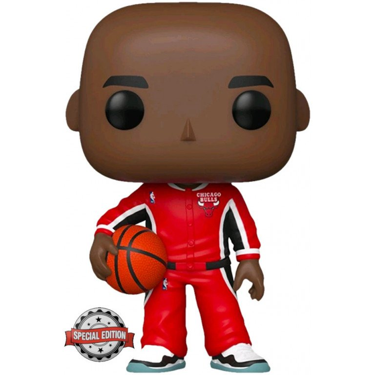 Funko Pop - Sports - Basketball - NBA - Michael Jordan