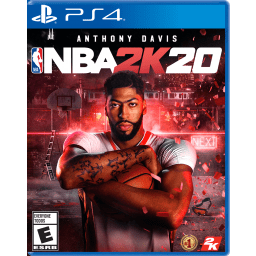 JUEGO PLAYSTATION 4: NBA2K20