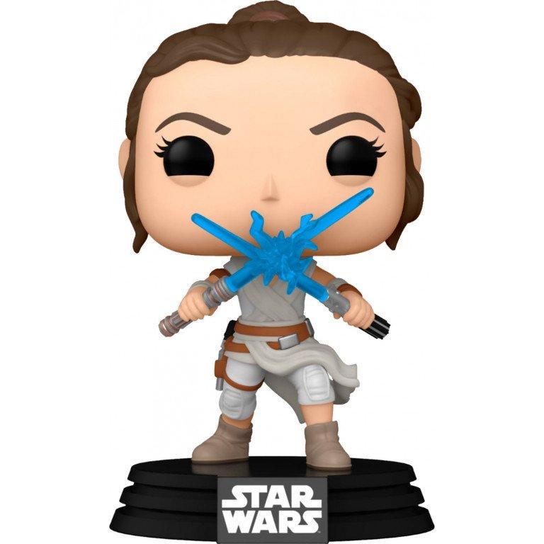 Funko Pop - Star Wars - Rey (two Lucesabers)