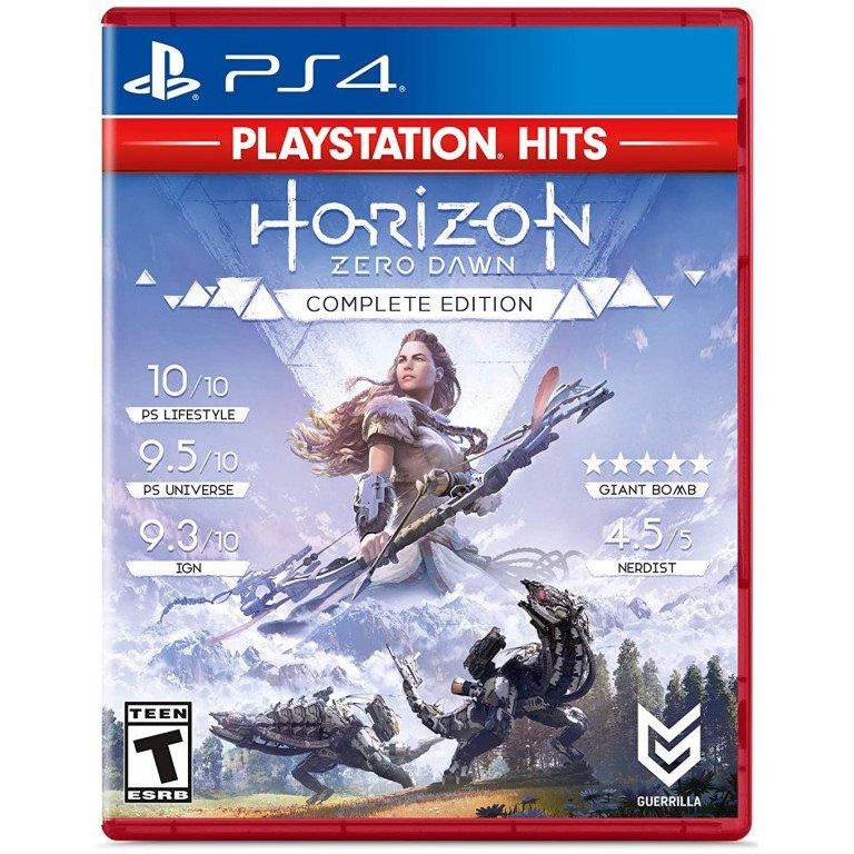 Horizon - Zero Dawn - Edición Completa - Hits PS4