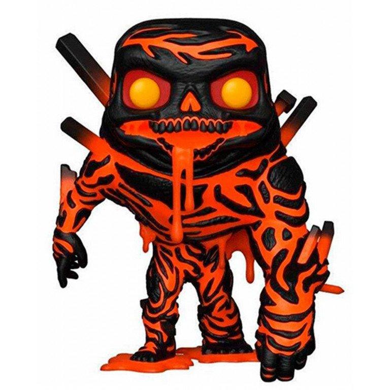 Funko POP - Marvel - Spider Man - Molten Man