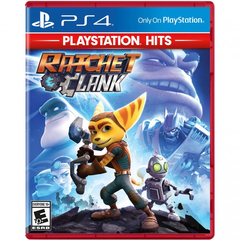 Ratchet y Clank - PS4 Hits