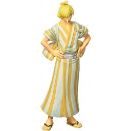 BANPRESTO ONE PIECE DXF THE GRANDLINE MEN WANOKUNI
