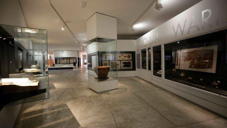 """El Perú Milenario: Museo de sitio """"Julio C. Tello"""" de Paracas"""