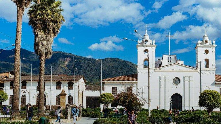 Conocer el Perú - Ciudad de Chachapoyas