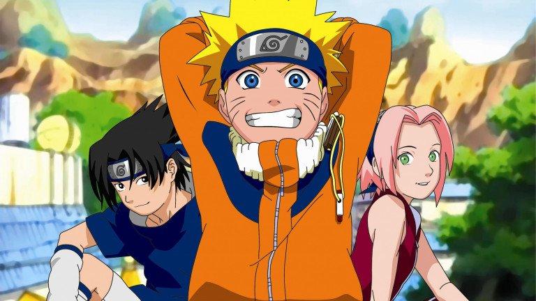 Naruto, El Titán Preadolescente
