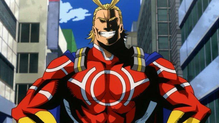 My Hero Academia, Aprendiendo a ser un Héroe