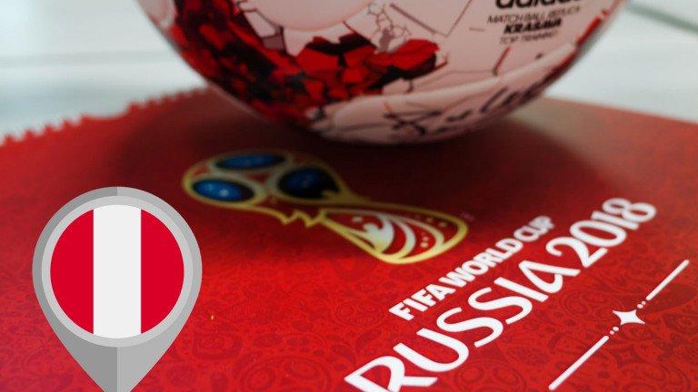 Nos vemos en Rusia. ¡Gracias, Perú!