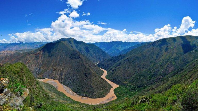 Conocer el Perú - Ciudad de Huanta (Ayacucho)