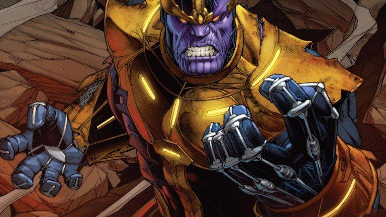 Thanos, el Romántico Genocida