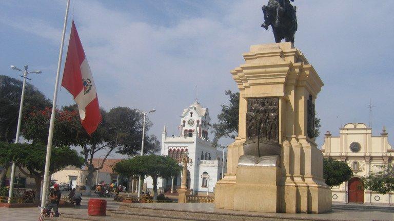 Conocer el Perú - Ciudad de Pisco (Ica)