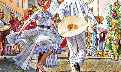 La Marinera: Construcción Multicultural