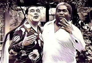 """Homenaje a Arturo """"Zambo"""" Cavero y Don Oscar Avilés"""