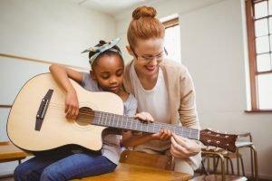 La vocación y el estudio por la música en el Perú