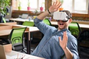 Como funciona la realidad virtual en tu móvil Android y IOS