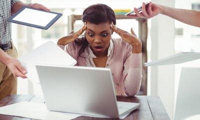 Cómo prevenir el estrés laboral