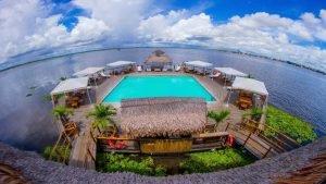 Iquitos: Mi tercera vez en el restaurante al Frio y al Fuego