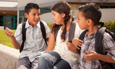 Cómo se generan vínculospositivos entre niños