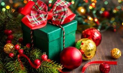 Los premios para el sorteo de navidad 2017