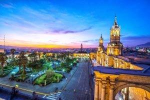 Conocer el Perú – Departamento de Arequipa