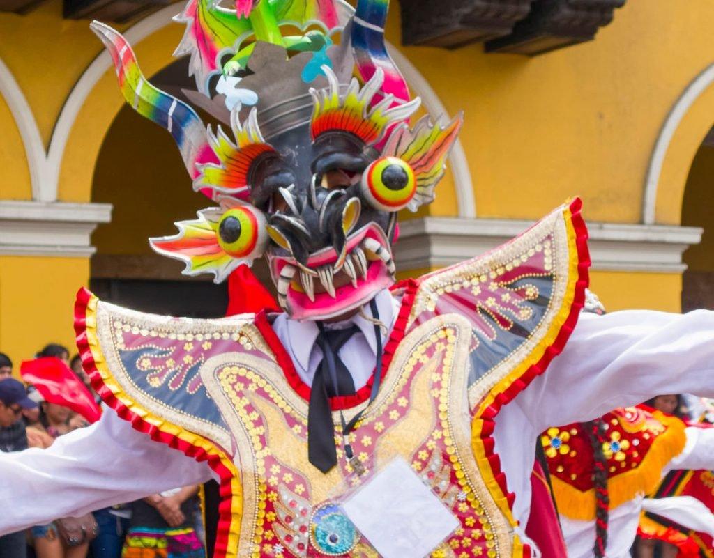 Carnavales en el Perú - Blog - eMarket Perú
