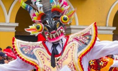 Carnavales en el Perú