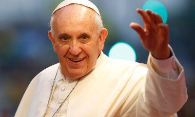 El Papa Francisco en el Perú