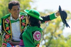 Danza del Huayno: Tradición