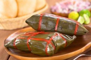 Tamales, para aliviar los males