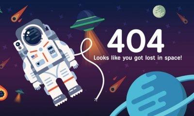 WordPress come definire una pagina con errore 404