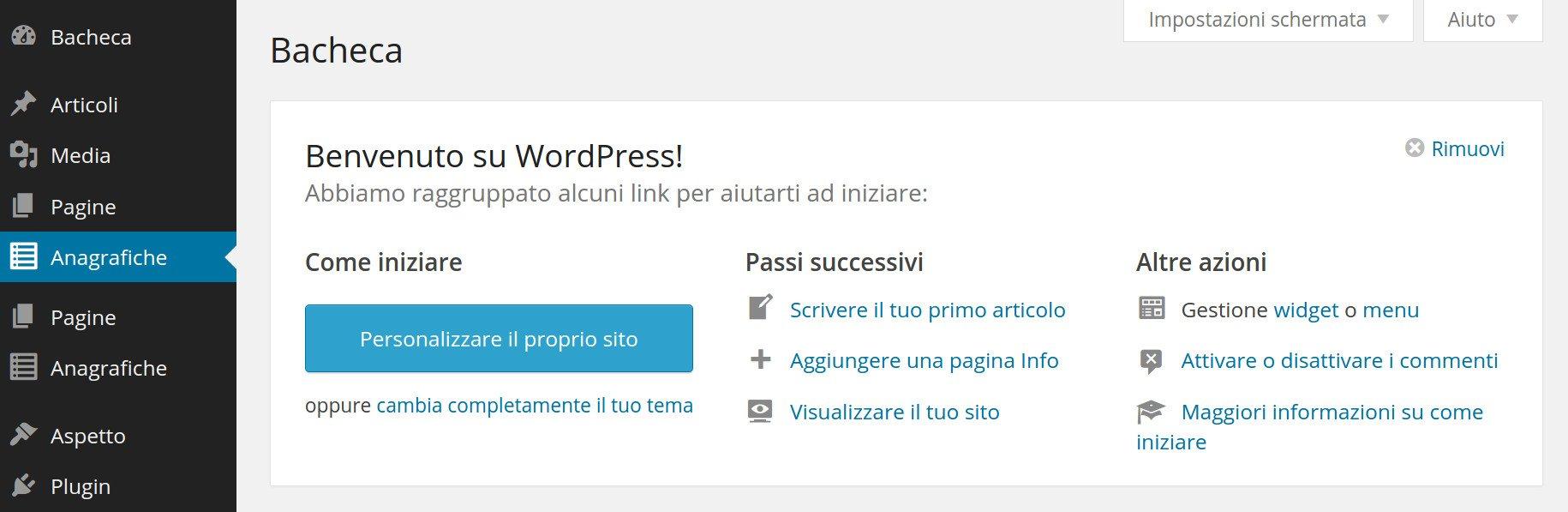 Wordpress Visulizzare Datea Ultimo Post Messo