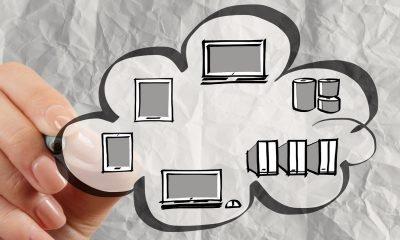 Amazon Web Services e alcune icone per disegnare diagrammi