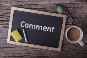Campi e azioni nel pannello admin dei commenti di WordPress