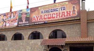 Rinconcito Ayacuchano